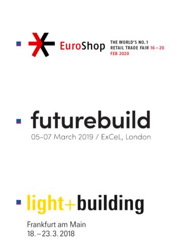Spotkajmy się na targach – Euroshop, Futurebuild, Light + Building